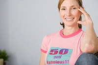 Confident woman at fifty (thumbnail)
