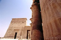 Philae Temple. Aswan. Egypt