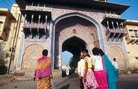 Jaipur. Rajasthan, India