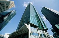 Japan, Tokyo, Shiodome, Shiodome City Centre Building