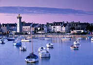 Roscoff, Finistere region, Brittany, France