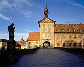 Old town hall, Bamberg, Baviera, Germany