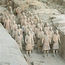 China, Xian, Army of Terracotta warrior