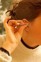 EAR HYGIENE<BR>Model.