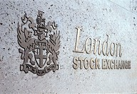 floor, stick, Exchange, stock exchange, coat of arms, shield, sign, logo, business, London, England, Europe, Great Bri