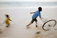 Jambiani beach. Zanzibar Island. Tanzania