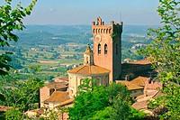 San Miniato, Pisa province. Italy