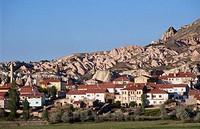 Çavusin, Cappadocia. Turkey.