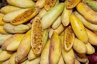 Banana Maracuya, Mercado dos Lavradores, Funchal, Madeira, Portugal