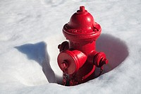 A fire hydrant located in the GrandTeton National Park, Wyoming, United States of America