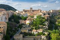 Spain, Ciudad Real, Castila La Mancha, Cuenca