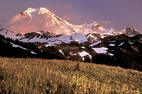 Mount Baker Washington USA