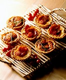 Quiche tartlets