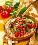 Creole Pilaf rice
