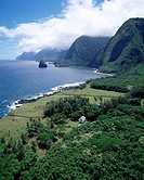 Siloama Church, Kalaupapa, Molokai, Hawaii, USA