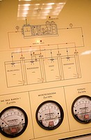 Inasmet-Tecnalia Foundation, Technology and Research Centre, San Sebastian Technological Park, Basque Country. Pressure control, control panel, integr...