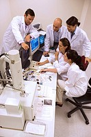 Inasmet-Tecnalia Foundation, Technology and Research Centre, San Sebastian Technological Park, Basque Country. Scanning Electron Microscope, JEOL JSM-...