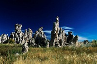 Tufa Formations on Mono Lake