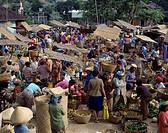 Outdoor Market, Ubud, Bali, Indonesia