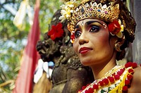Bali, Kriss Dancer, Woman