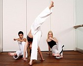 Capoeira combinations (thumbnail)