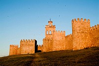 City walls, Ávila. Castilla-León, Spain