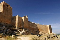 Califal Islamic fortress (IXth - XVth). Gormaz. Soria province. Castilla-Le&#243;n. Spain