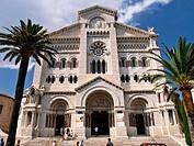 Cathedral. Montecarlo, Monaco.