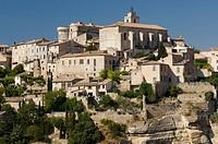 Gordes. Vaucluse. Provence. France