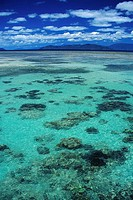 Waters of the Great Barrier Reef