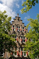 House, Delft. The Netherlands