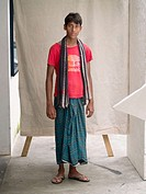 Golam Sarnar, 20 years old, 5´4´, 35 KGs, ,