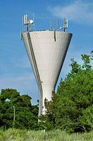 Water storage tower