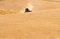 Activity, Agriculture, Aliment, Aliments, Cereal, Cereals, Color, Colour, Combine, Combine harvester, Combine_harveste