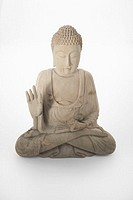 Buddhastatue,    Buddha, statue, Buddhafigur, figure, wood figure, carved, religion, belief, Buddhism, quietly life, studio, fact reception, free plat...