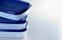 Three plastic containers (thumbnail)