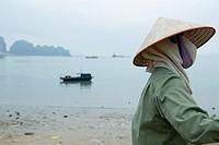 Vietnam. Halong Bay.