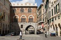 Genova. Liguria. Italy.