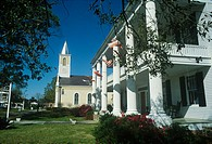 St. Martinville (aka ´Petit Paris´, Little Paris). Louisiana, USA