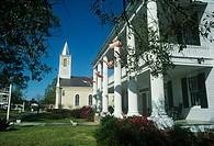 St. Martinville (aka ´Petit Paris´, Little Paris). Louisiana, USA
