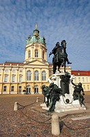 Charlottenburg Palace, Berlin, Germany