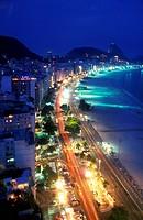 Copacabana. Rio de Janeiro. Brazil