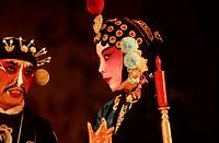 China, Beijing, Chinese Opera show