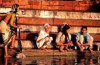 India, Uttar Pradesh, Varanasi (Benares)