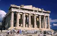 greece, athens, acropolis, parthenon