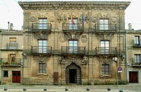 Town Hall. Briones. La Rioja, Spain
