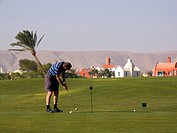 africa, egypt, el gouna, red sea, golf club