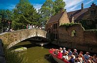 Europe. Belgium. West-Vlaanderen (Flanders). . Brugge (Bruges).