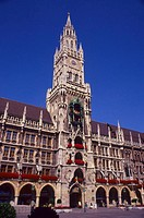 Germany, Munich, New City Hall