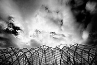 City of Arts and Sciences by S. Calatrava. Valencia. Comunidad Valenciana, Spain